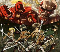 Shingeki no Kyojin 2. Sezon Oyunu. Attack on Titan 2