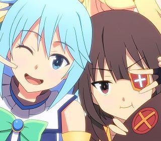 Konosuba Anime Filmi Geliyor