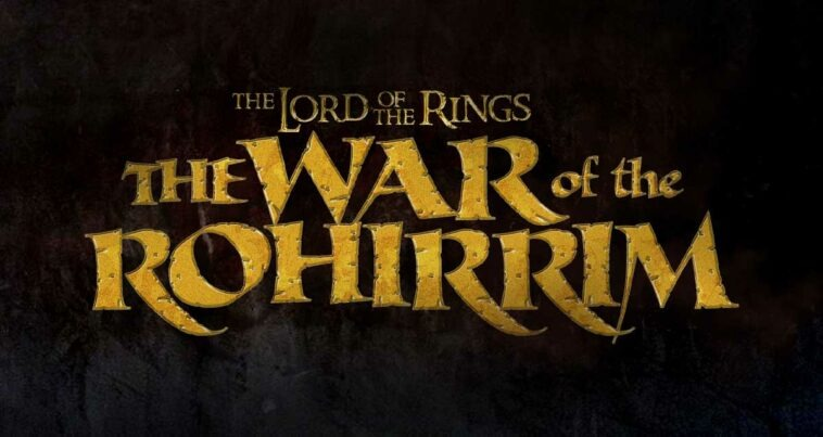 The Lord of the Rings The War of the Rohirrim izle anime