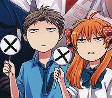 Mangakasının Beğenmediği Animeler