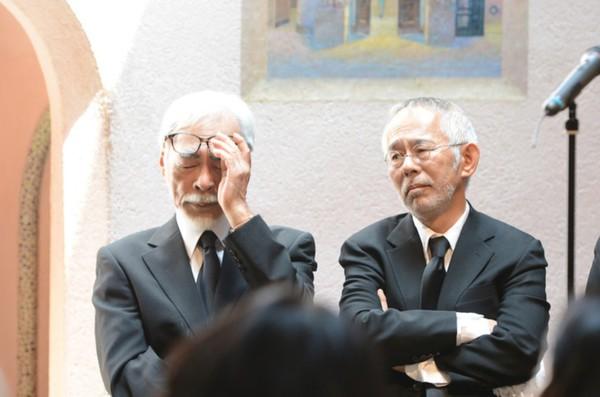 Ghibli'nin Yapımcısı Suzuki Toshio Takahata Isao Hakkında Konuştu