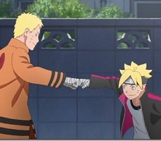 Naruto x Boruto: Ninja Borutage Android ve iOS Mobil Oyunu