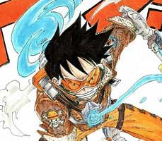 One Piece ve Overwatch Crossover