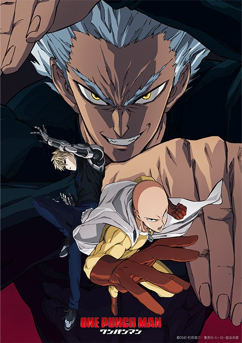 One Punch Man 2. Sezon izle