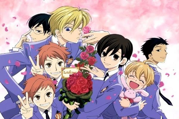 En İyi Reverse Harem Animeler