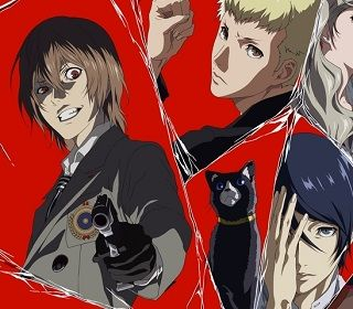 Persona 5 the Animation Devamı