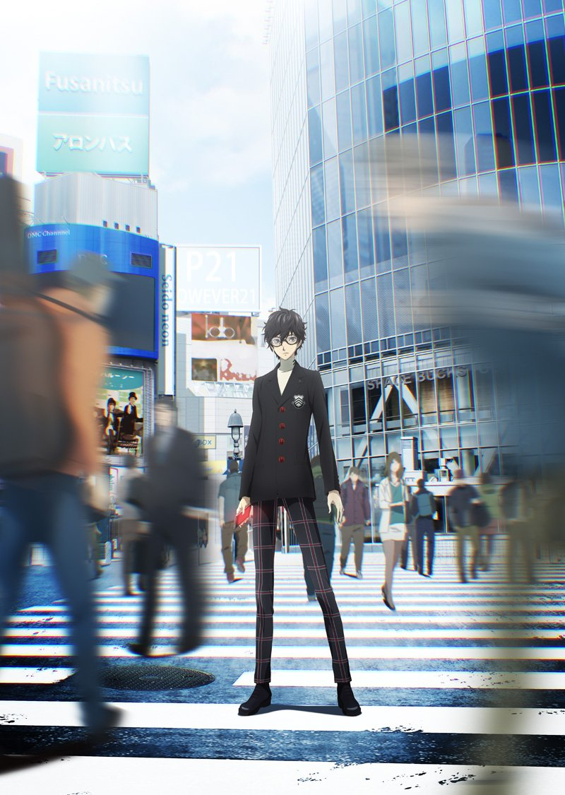 Persona 5 the Animation izle