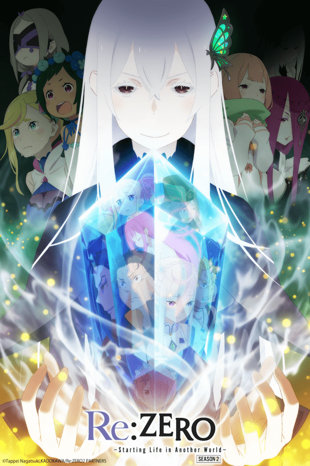 Re:Zero 2. Sezon izle