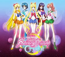 Sailor Moon Crystal Devam Edecek. Devamı Ne Zaman Geliyor?