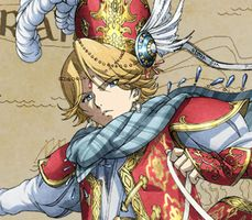 Shoukoku no Altair izle