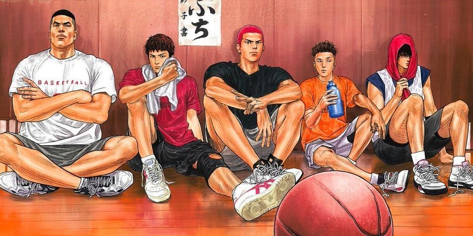 Yeni Slam Dunk Anime Filminden Yeni Video