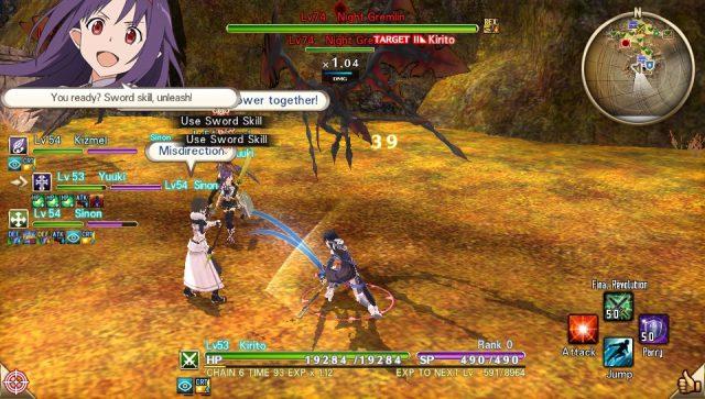 Sword Art Online: Hollow Realization PC Oyunu Çıktı