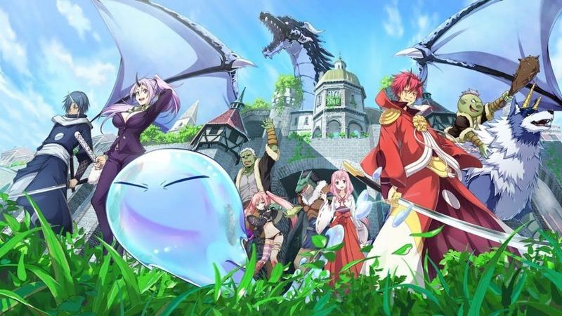 Tensei shitara Slime Datta Ken, Isekai Anime Önerileri