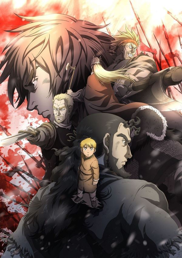 Vinland Saga Animesinin Yeni Tanıtım Videosu